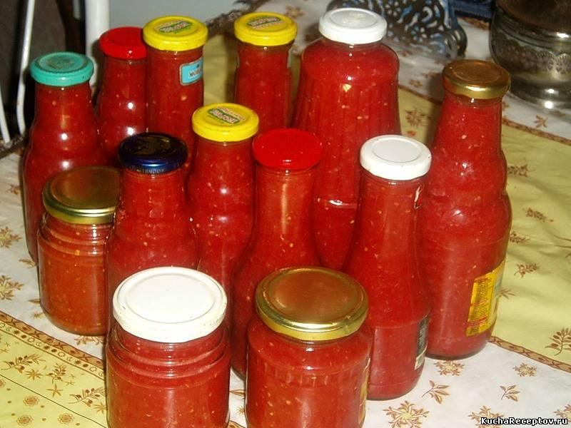 кетчуп - соус