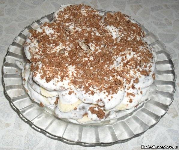 торт из мультиварки рецепт с фото