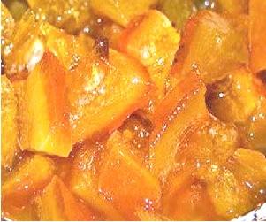 Варенье Ассорти из апельсина, яблока и айвы
