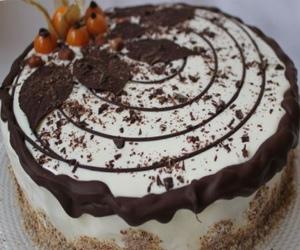 Пирог «Трухлявый пень», Сладкая выпечка