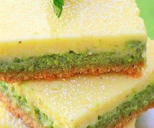 Мятно-лимонные пирожные, Сладкая выпечка