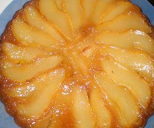 Грушевый пирог с карамелью, Сладкая выпечка