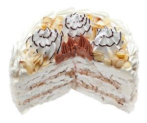 Торт «Полёт», Торты