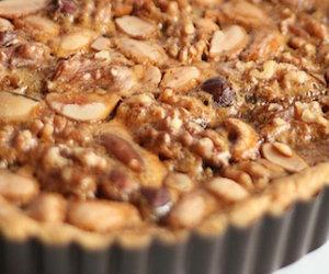 Медово-ореховый пирог, Сладкая выпечка