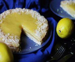 Анковский пирог, Сладкая выпечка