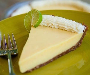 Лаймовый пирог, Торты