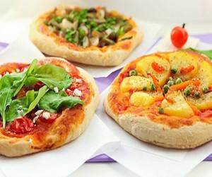 Мини-пицца, Пицца