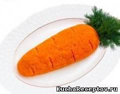 "салат "" морковка """