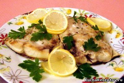 Рыба в чесночном маринаде