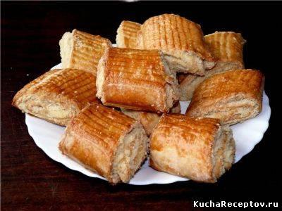 Армянская гата сладкая выпечка