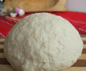 Тесто на сметане для пирога